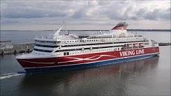 Laivoja Tallinnan satamassa 2019