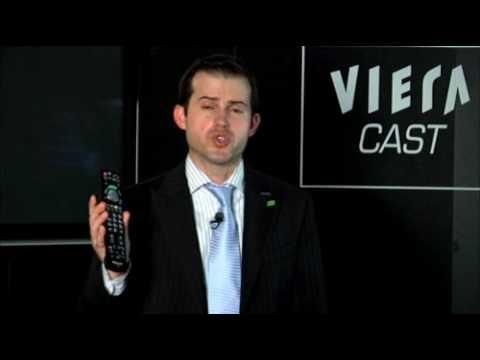 Panasonic VIERACAST TV Technology