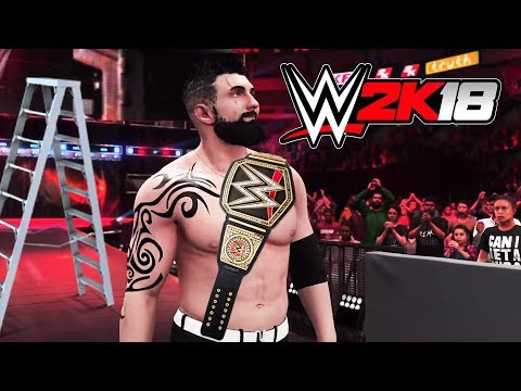 GOING FOR THE BELT!! (WWE 2K18 My Career Mode, Episode 5)