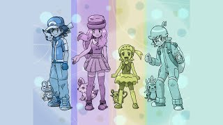 Pokemon XY - Battle! VS Friend (Anime-like) Remix (long ver.)