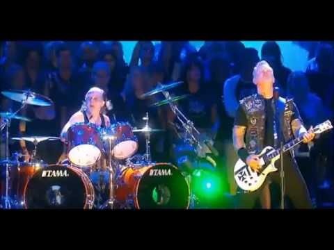Metallica mixing new album + James guests on new Heart single - new Runnign Wild - Crowbar