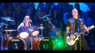 Metallica mixing new album + James guests on new Heart single - new Runnign Wild - Crowbar