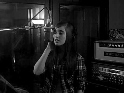 Butterfly Fly Away Cover/Katie Martin Saltmine Studios Demo