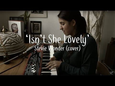 Stevie Wonder - Isn't She Lovely | Victoria Canal cover