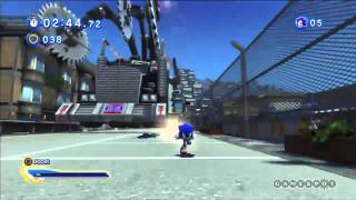 E3 2011 GameSpot Stage Shows - Sonic Generations (PS3, Xbox 360, 3DS)