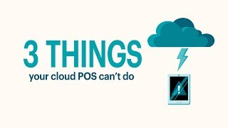 Things your cloud pos can't do offline ...