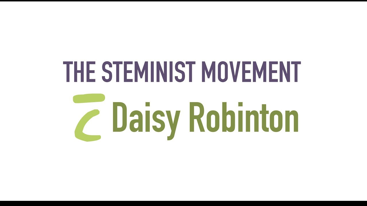 Anabella Maria Galang interviews Daisy Robinton || THE STEMINIST MOVEMENT
