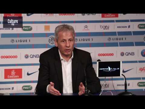 PSG-OGC Nice : la conférence de presse de Lucien Favre en intégralité