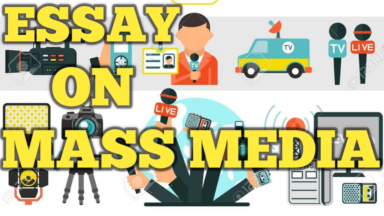 Essay about mass media