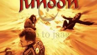 JUNOON-Ab To Jaag (with lyrics karaoke) [HQ]