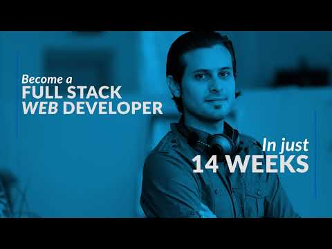 Full Stack Web Development in Just 14 Weeks