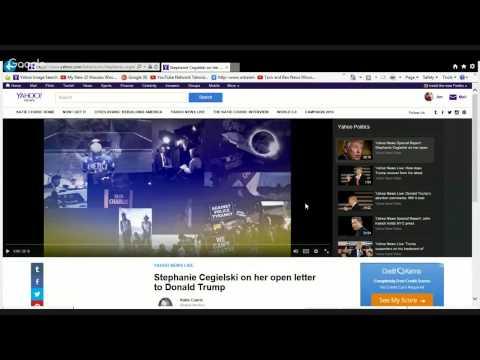 Yahoo News LIVE 4/4/2016