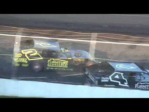 IMCA Modified Heats Benton County Speedway 8/13/17