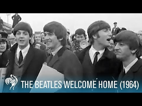 Beatles Welcome Home (1964)