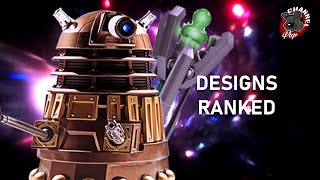Designs of Doctor Who - Daleks and Sonic Screwdrivers Ranked