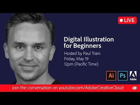 Digital Illustration for Beginners | Adobe Creative Cloud