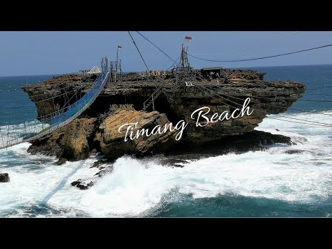 TIMANG BEACH GONDOLA RISKING OUR LIVES!?