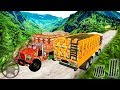 Indian Offroad Truck Driving Simulator 2018 - Truck Driver Cargo Duty - Best Android GamePlay