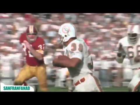 Super Bowl VII: Miami Dolphins vs Washington Redskins Highlights (NFL 1972-73)