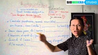 Bài 82: Bài tập vận dụng 3 thì tương lai trong tiếng Pháp đã học