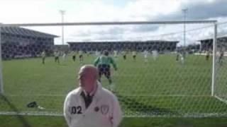 Burton Albion vs Barnet (02/04/2011)... KABBA SCORES A HATRICK!