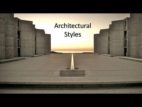 Modern Architecture Styles