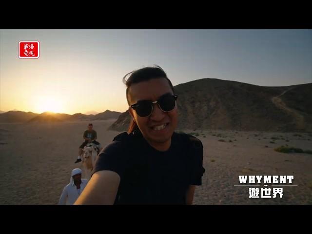 WHYMENT遊世界 埃及 Egypt 篇 🇪🇬🏜️🐫 ep. 8 (下)