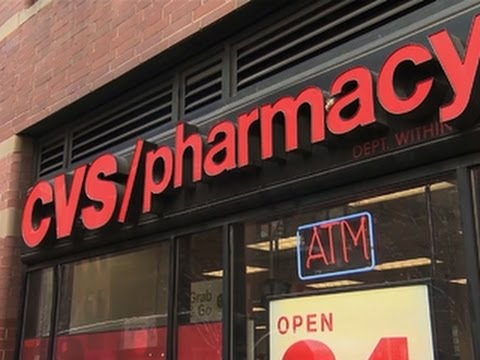 CVS pulling tobacco from stores