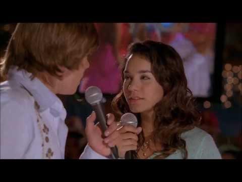 High School Musical - Start Of Something New HD!!