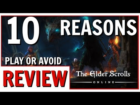 10 Reasons To Play The Elder Scrolls Online (2017) | ESO New Player Review