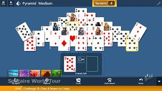 Solitaire World Tour #19 | September 16, 2019 Event