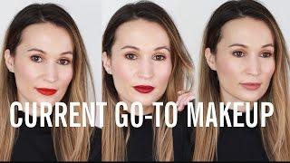 Current Go-To Makeup • November 2016   ttsandra thumbnail