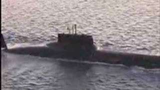 Project 941 Akula (Typhoon) - Russian Submarine
