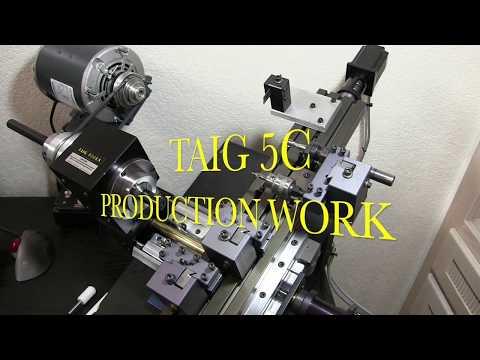 TAIG 5C PRODUCTION WORK