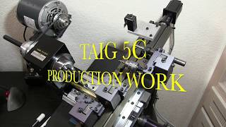 TAIG 5C PRODUCTION WORK