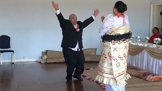 Soana & Koaneti Polutele Wedding Tau'olunga & Tulafale!