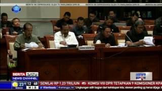DPR Kritisi Mutasi dan Promosi Jabatan Jaksa Jaksa di
