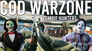 Call of Duty Warzone - Zombie Hunting with Jacksepticeye !
