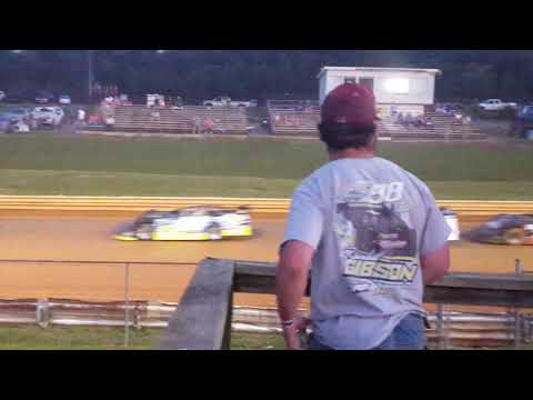 Sports man race at natural bridge speedway 7/28/19
