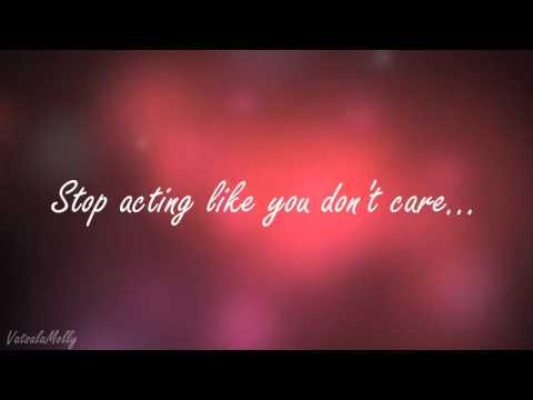 Avril Lavigne - Stop Standing There (Lyrics)