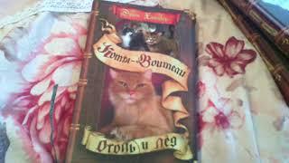 Что читать ?Коты-Воители. Супер