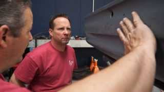 How to get dents out of doors and trunk lid - The Build