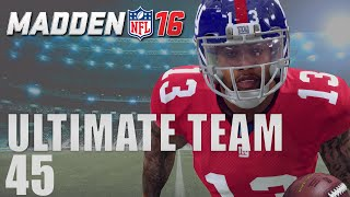 Madden 16 Ultimate Team -  Team of The Year Ep.45