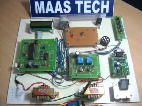 microcontrollers embedded systems projectsmicrocontroller  projects youtube