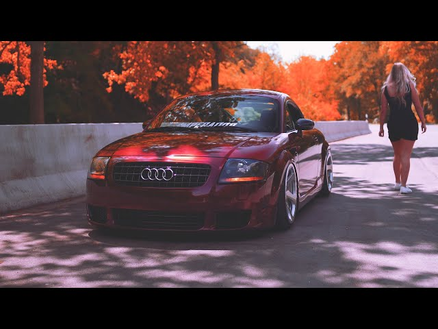 AUDI TT 8N 1.8T - bagged in the woods - 4K