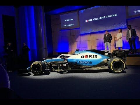 Presentación Toro Rosso, William y Haas 2019 (11-02-2019) Carburando.com