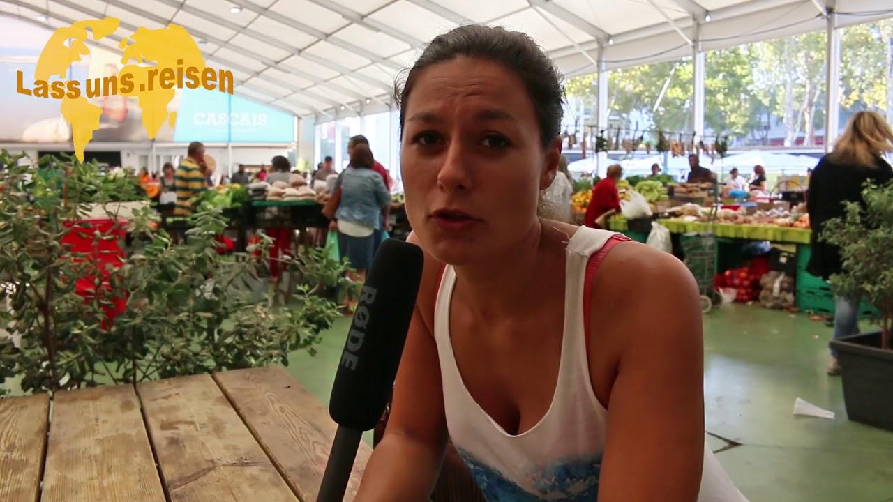 Cascais: Ines Oliveira empfiehlt