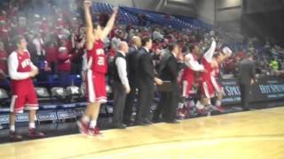 Final Seconds and Celebration as WKU Wins 2013 Sun Belt Conference Championship
