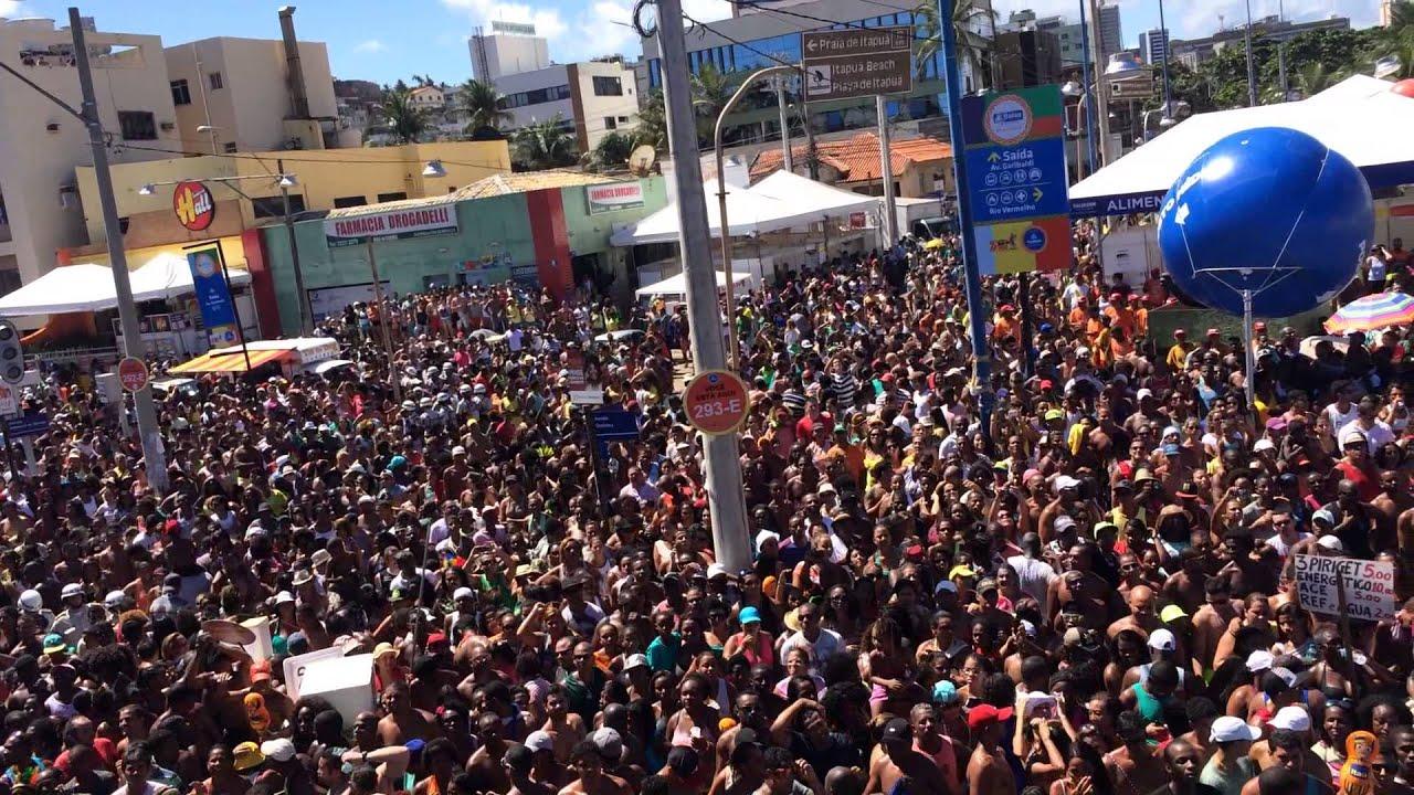psirico no carnaval de salvador 2014