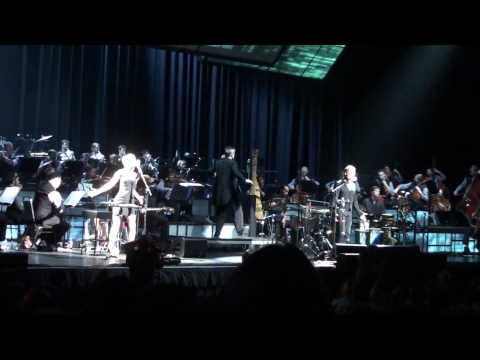 Sting (HD) - Whenever I Say Your Name - Symphonicity Tour